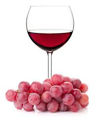 vino rosso+istamina
