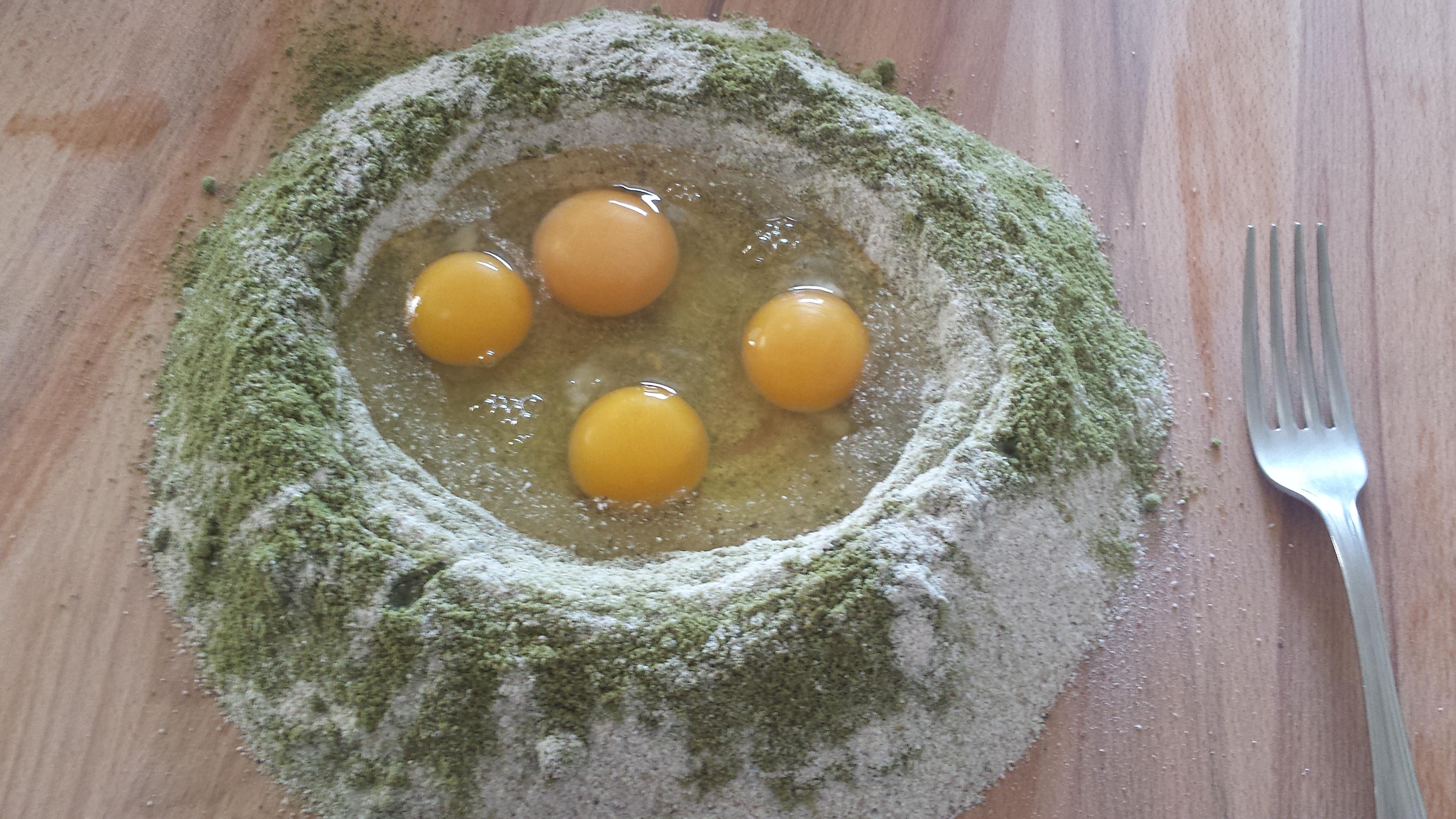 Le uova del contadino